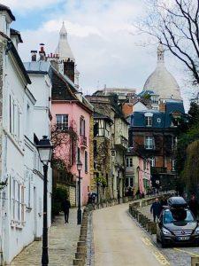 Scorcio di Montmartre