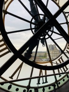 Orologio del Musee d'Orsay