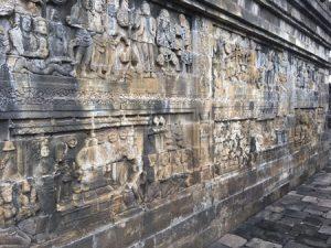 Borobudur - dettagli