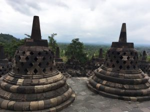 Borobudur campane