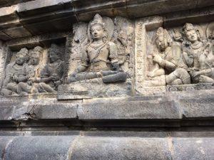 Bassorilievo Prambanan