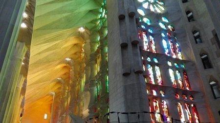 Vetrate Sagrada Familia