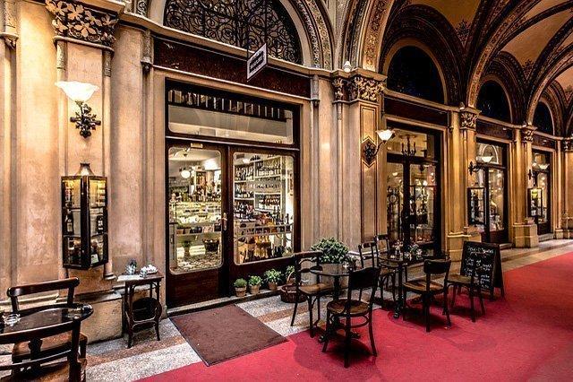 caffè Vienna