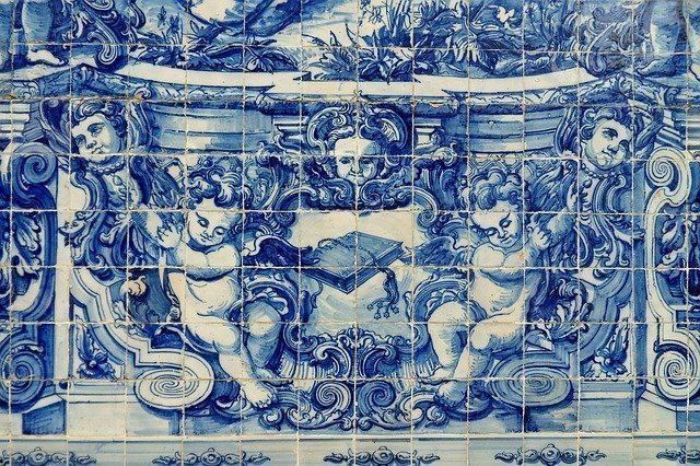 L'arte degli azulejos in Portogallo