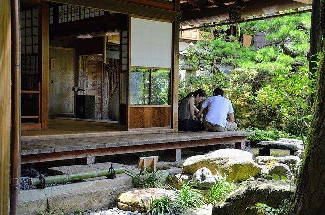 casa tradizionale giapponese