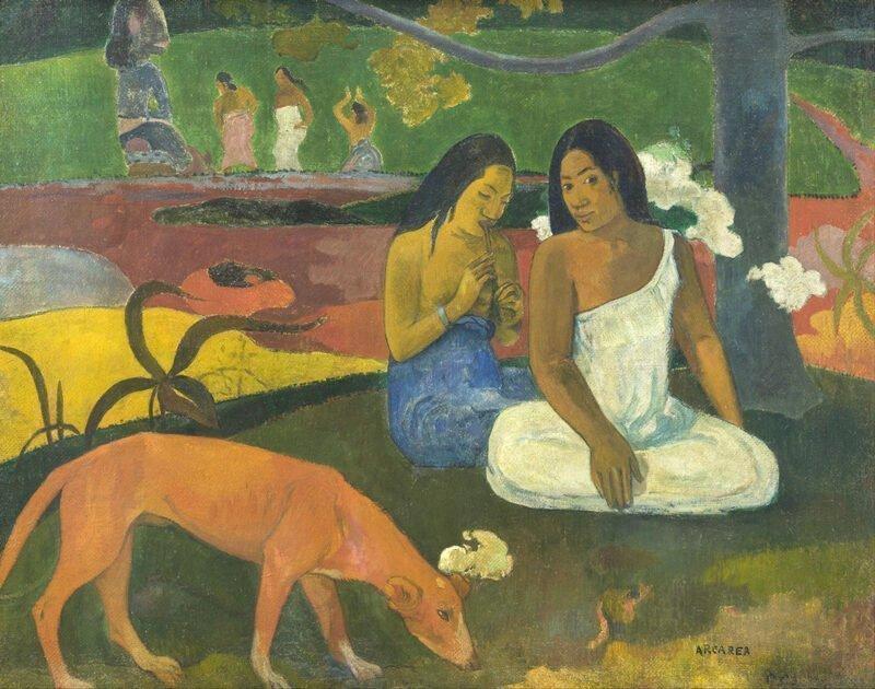 Paul_Gauguin_Arearea